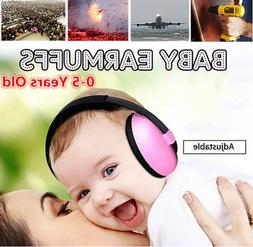 Kids Baby Child Ear Hearing Protection Muffs Noise Cancellin