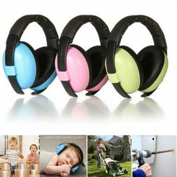 Kids Muffs Noise Cancelling Headphones Child Baby Hearing Ea