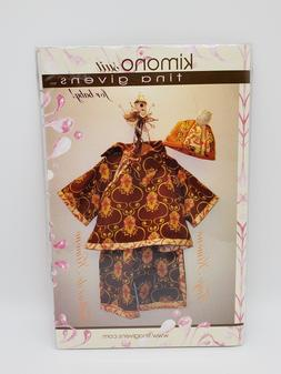 Kimono Suit for Baby Tina Givens Pattern #TG-K5029 Child's S