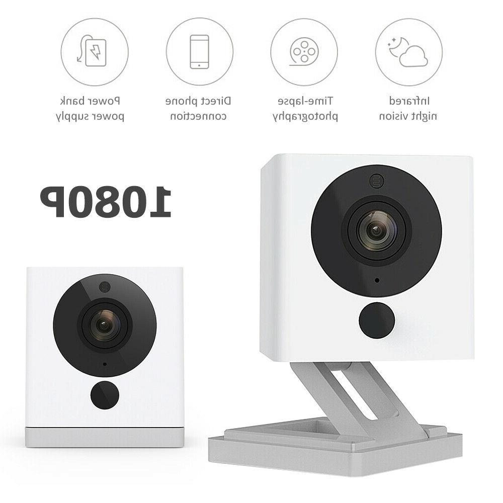 1080 Wifi Convenient Security Webcam for Baby Monitor