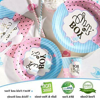Party Supplies Gender Reveal Decor 24