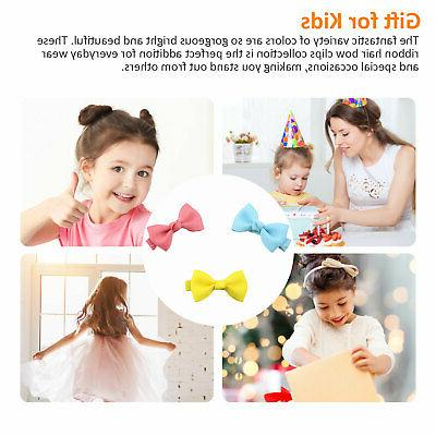 20Pcs Hair Clip Alligator For Baby Kids