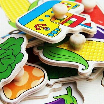 3-7T Puzzle Animal Jigsaw Early