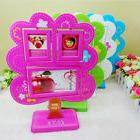 3 Pictures Photo Picture Frame for Baby Shower Decor Kid's B