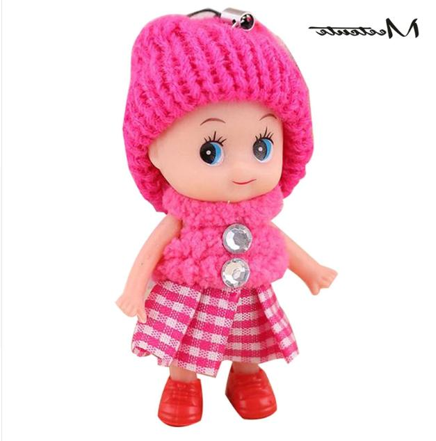 5Pcs Interactive Baby Toy Mini Doll For Cute Gift