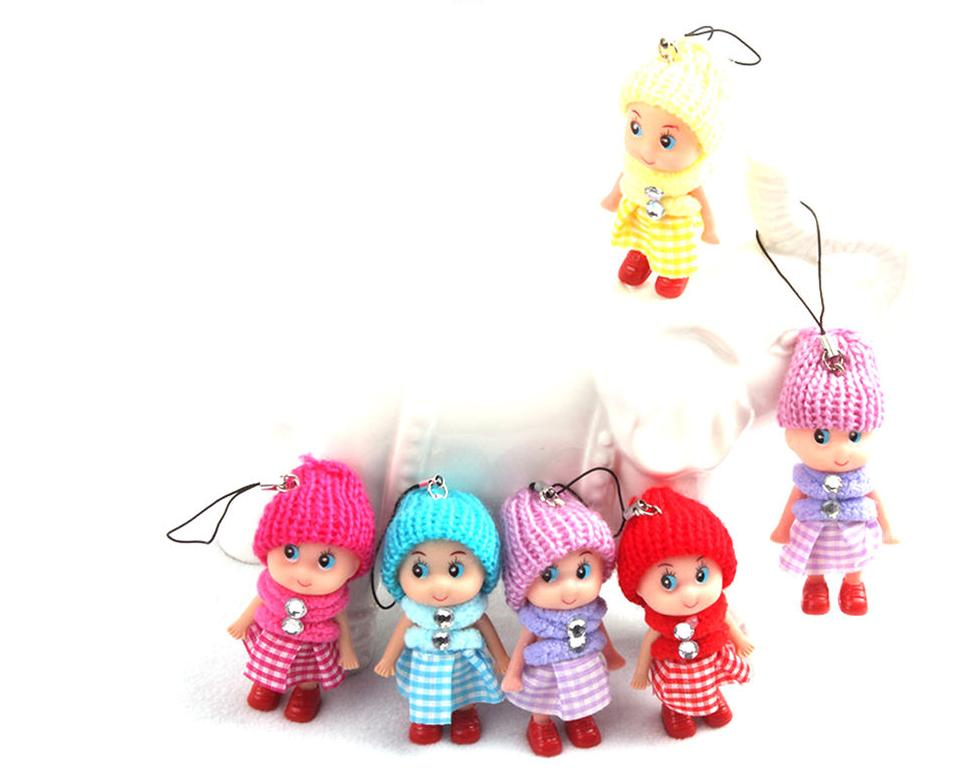 5Pcs Mini Doll Girls Cute Gift