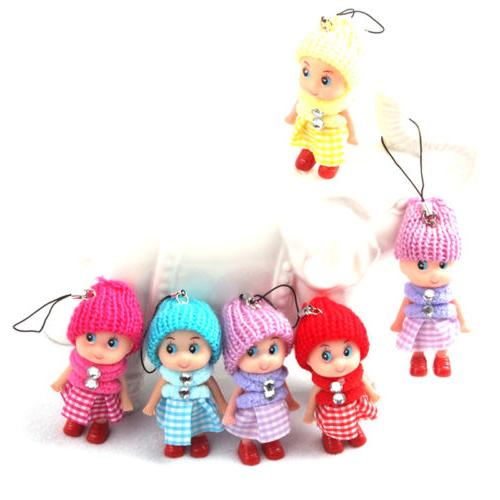 5Pcs Interactive Baby Mini For Cute Gift