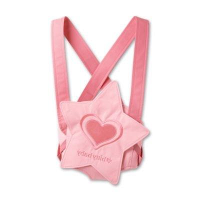American Girl Bitty Baby Starry Front Carrier for Girls