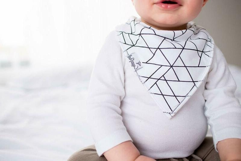 Baby Bandana for Drooling and Teething Bibs Set for Boys For Cotton New