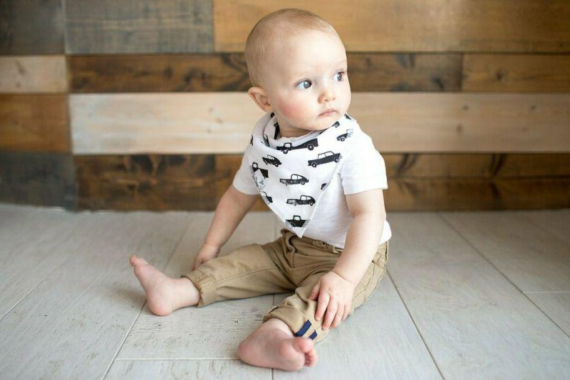 Baby for Bibs Set Boys For New