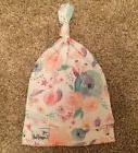 "Baby Beanie Hat Top Knot Stretchy Soft for Girl ""Bloom"" by C"