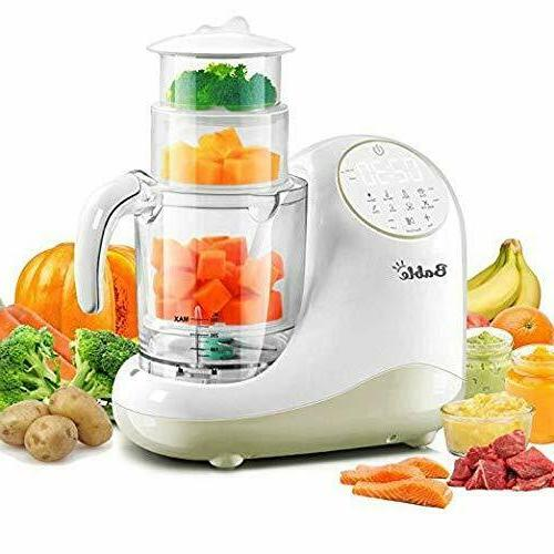 baby food maker for infants and toddlers