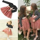 Baby Girl Long Sleeve Autumn Dress for Girls Party Princess