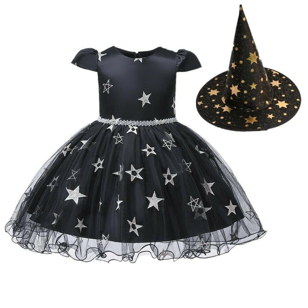 Baby Dress With For Toddlers Halloween Party