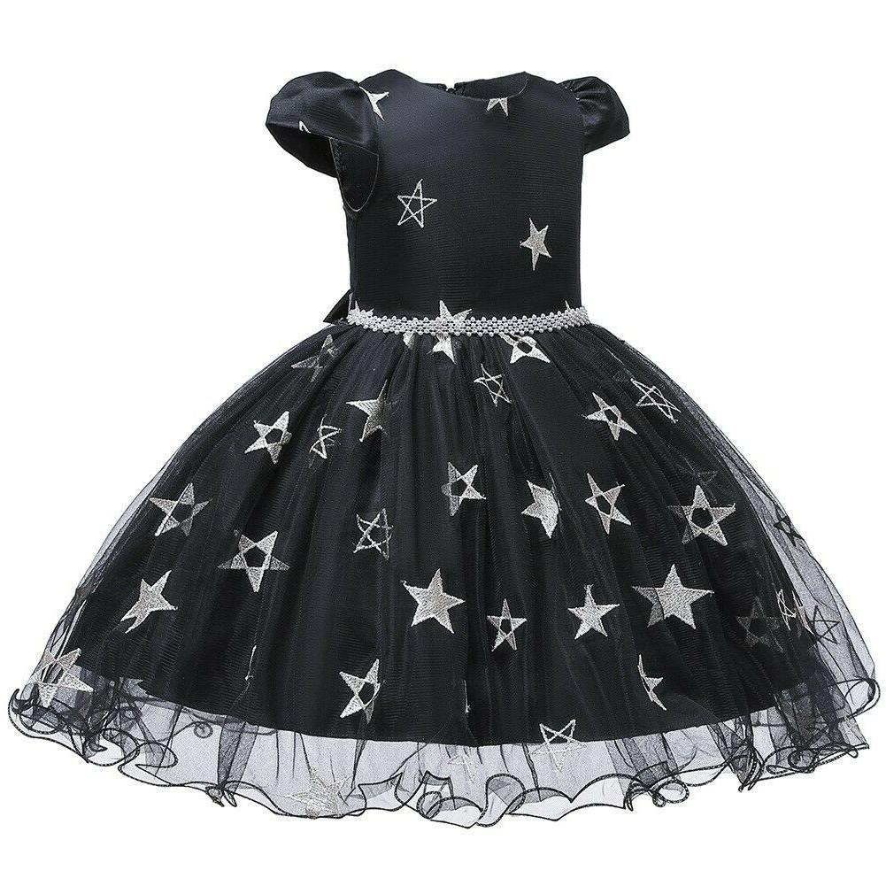 Baby Girls Dress Witch For Toddlers Party