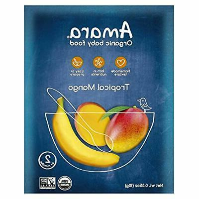 Baby Food, Mango, Healthy For Baby&rsquos First 1