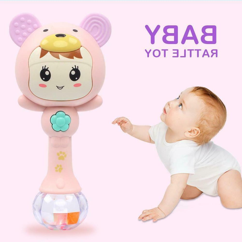 Baby Doll Bell Music Learning Toys 0-12 Months SS