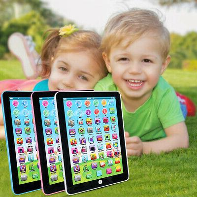 Baby Tablet For Old Toddler Girls English