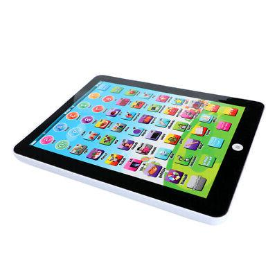 Baby Tablet Educational For Year Toddler Boys English