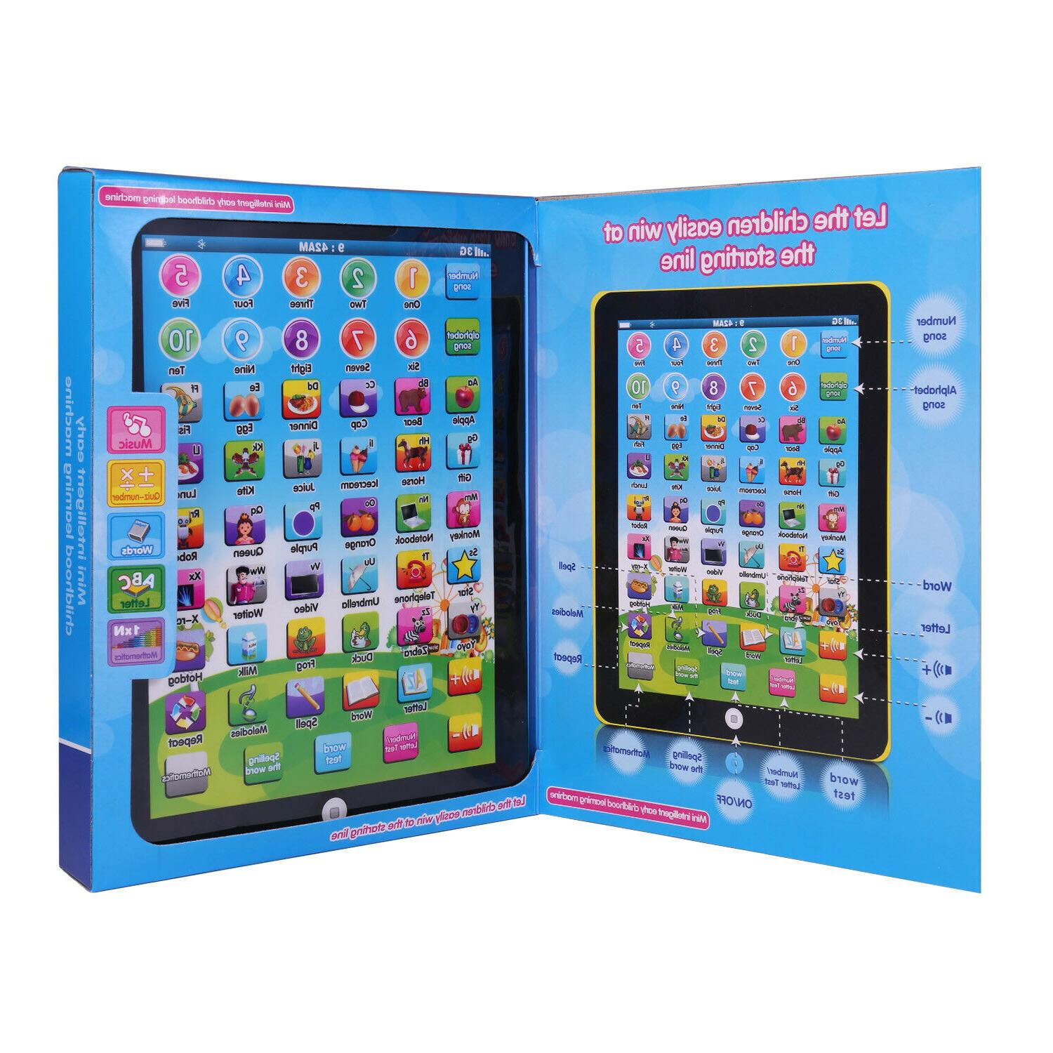 Baby Tablet Girls Year Old English
