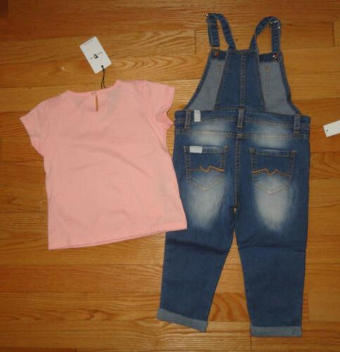 7 Baby Toddler Shirt Set 3T 5T
