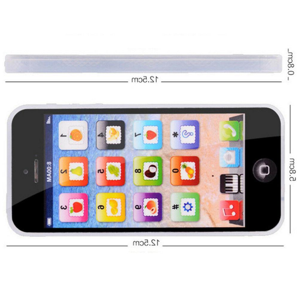 Y-phone For Children Education Machine Touch LED