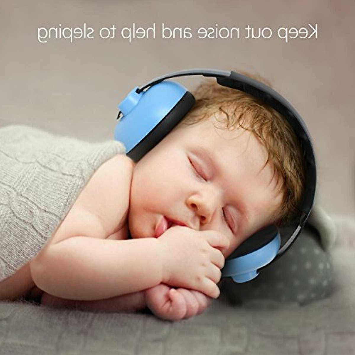 BBTKCARE Noise Cancelling HeadPhones Babies for 3