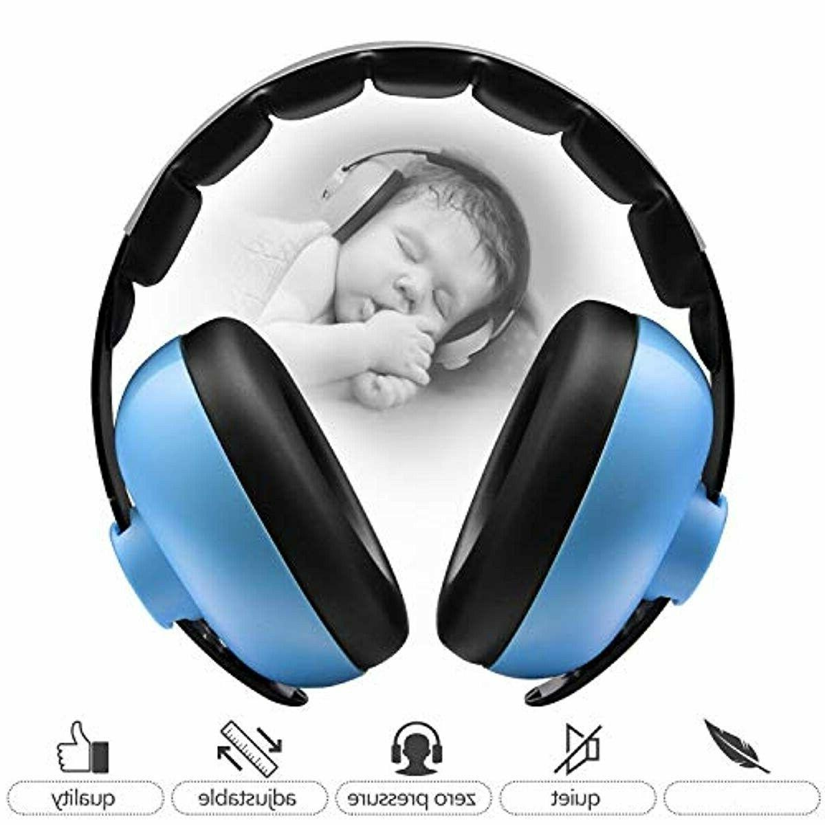 bbtkcare baby ear protection noise cancelling headphones