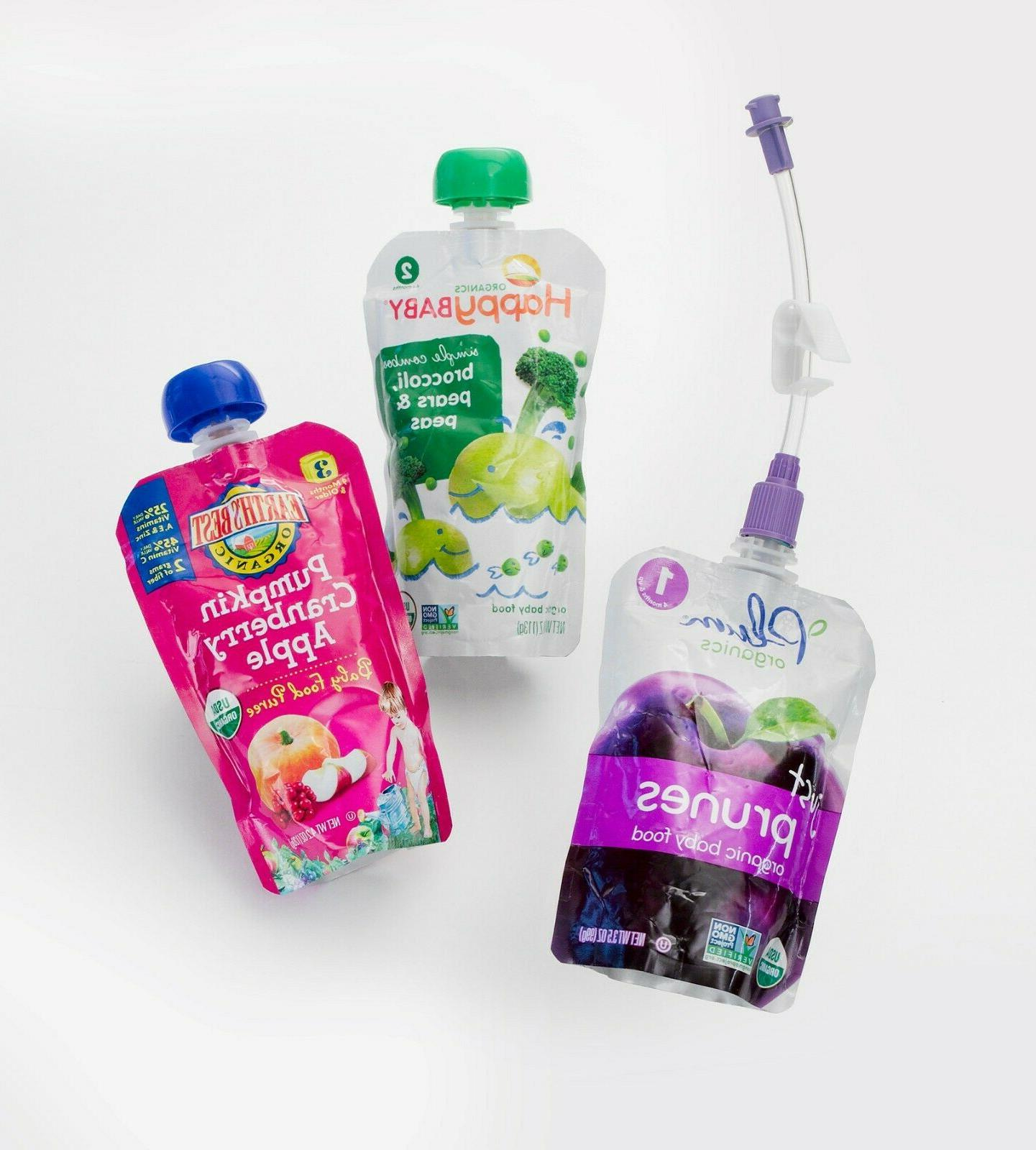Bolink Small Food Pouches made in
