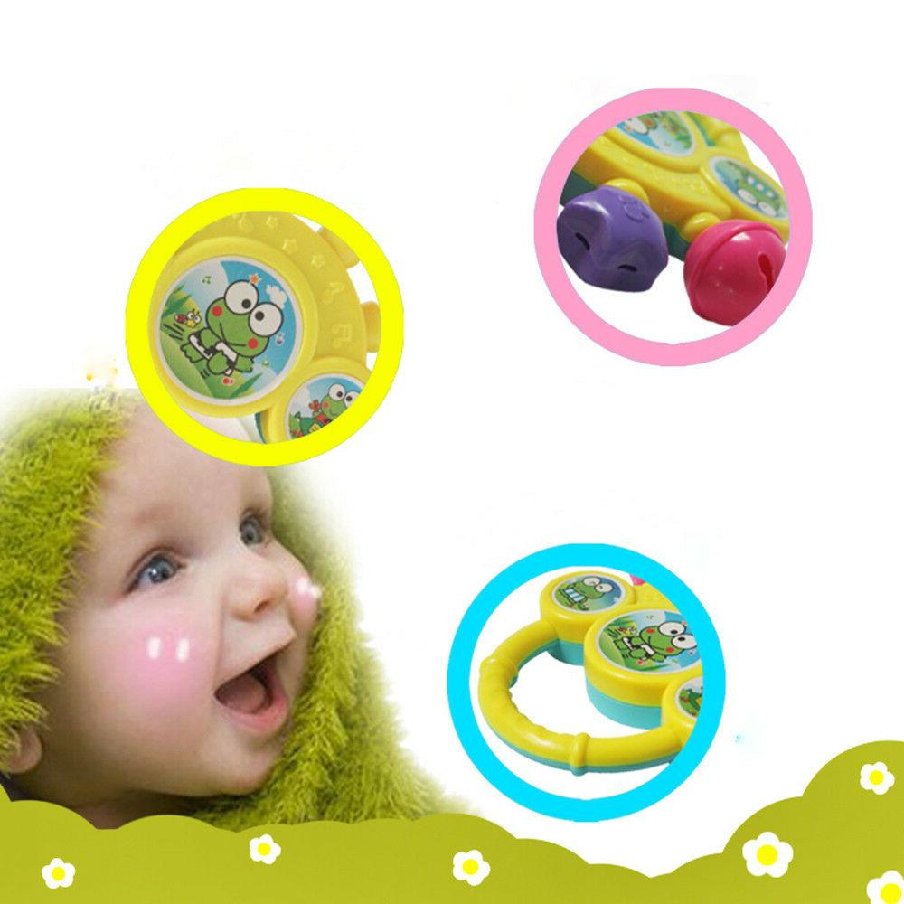 Cartoon Infant Rattles Newborns Toy Toy