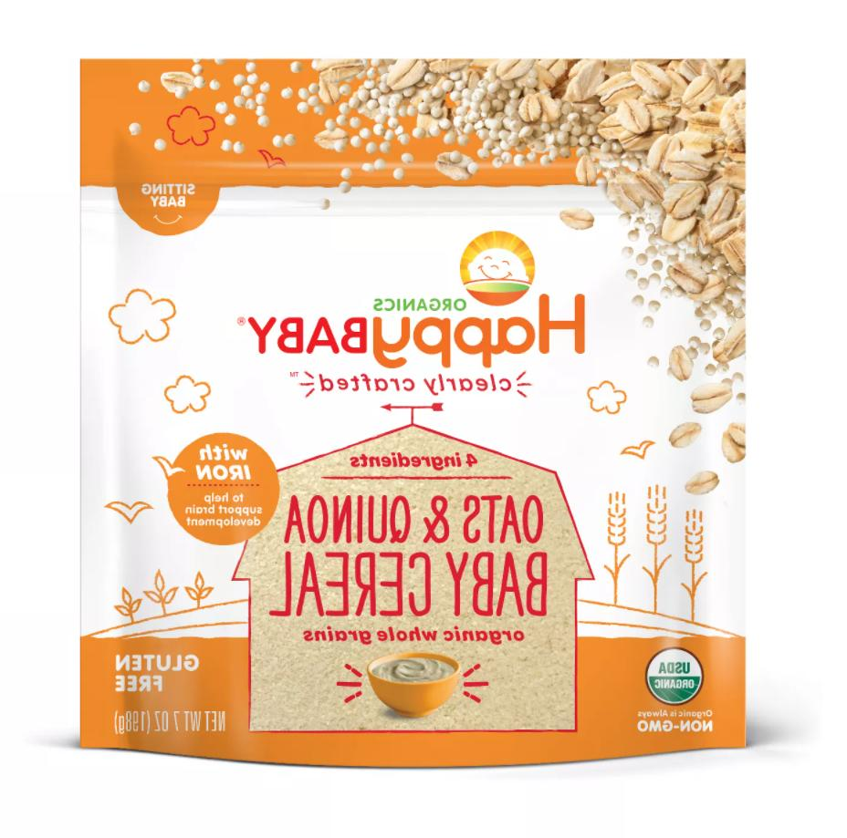 Happy Crafted 2pk Oats