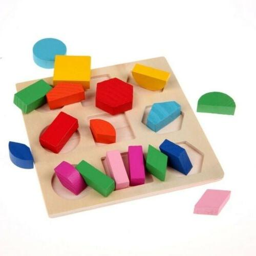 Educational Sets Geometry Baby Kids