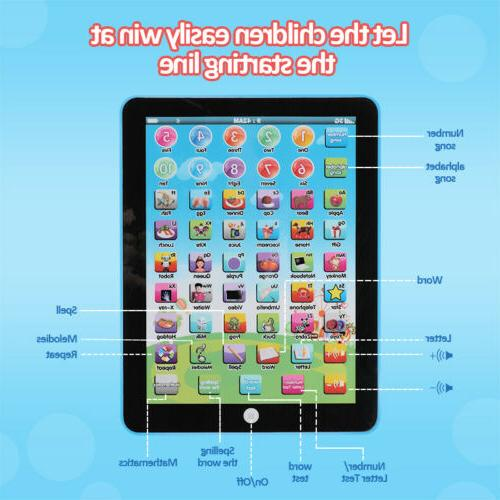 Educational Year Olds Kids Tablet
