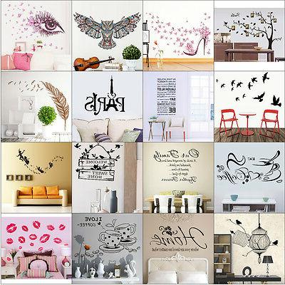 Family Quote Removable Wall Sticker Art Vinyl Decal Mural Ho