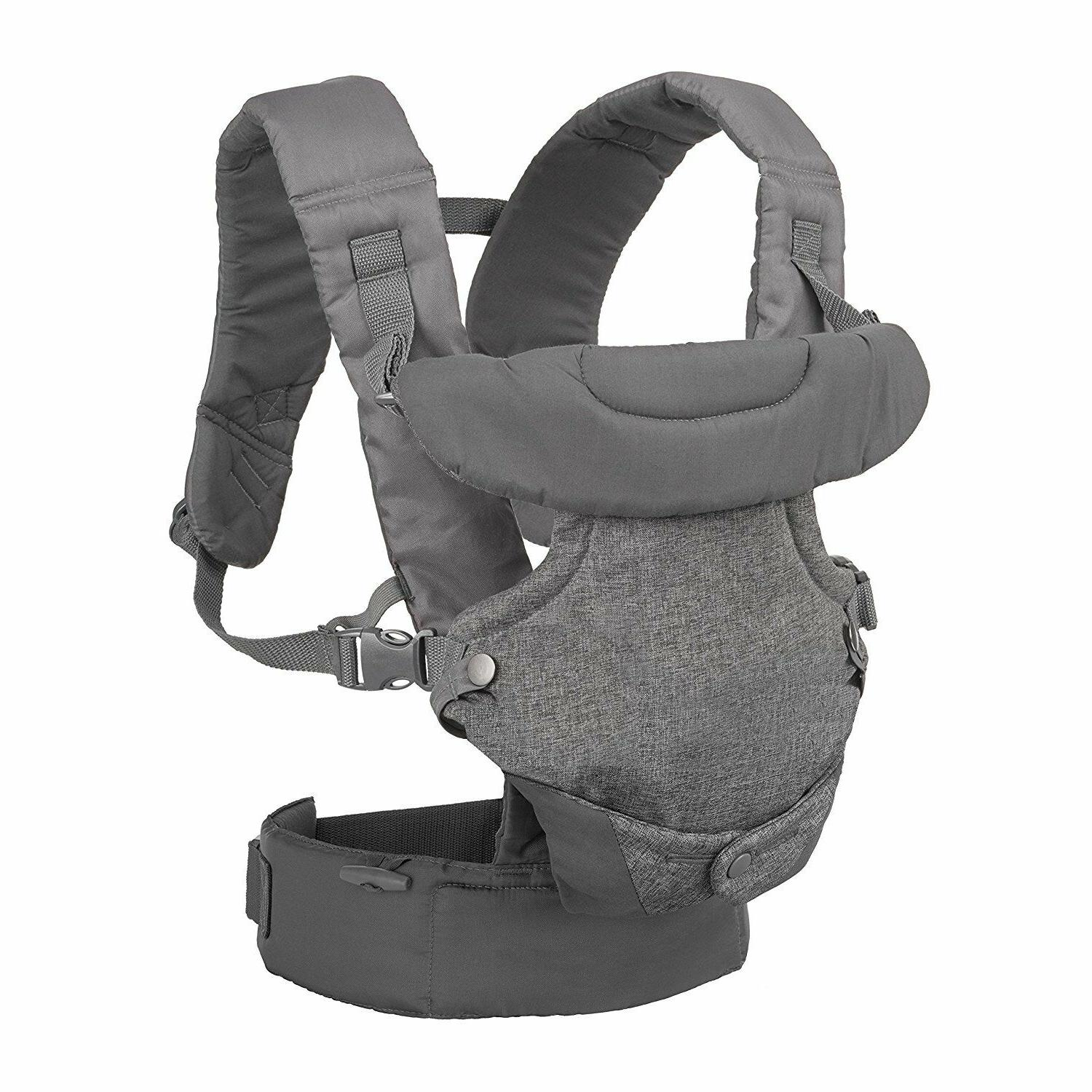 Infantino Advanced 4-in-1 Convertible Carrier, Light