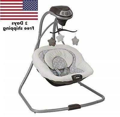 Graco Simple Sway Vibration, Abbington Simple