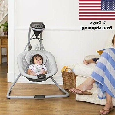 Graco Simple Swing | Vibration, Abbington Simple