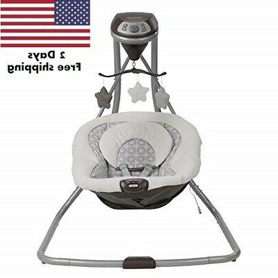 Graco Simple Sway Vibration, Simple