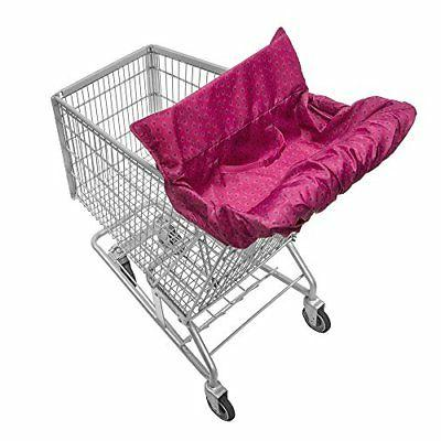 grocery cart cover for baby shopping portable