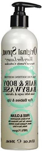 Original Sprout 2-in-1 Hair and Body Wash 354 ml by Original