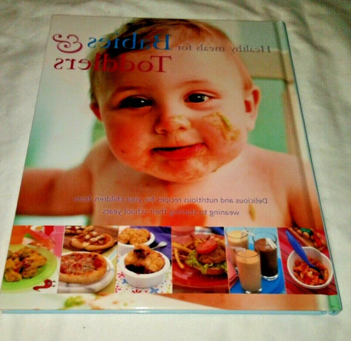 healthy meals for babies and toddlers by