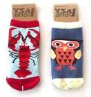 Lazy One Infant  Non Skid Socks Size Small 6-12 Months Your