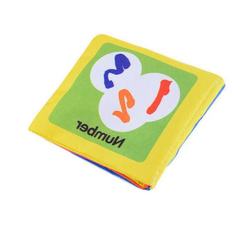 Intelligence Cloth Cognize Educational for Baby