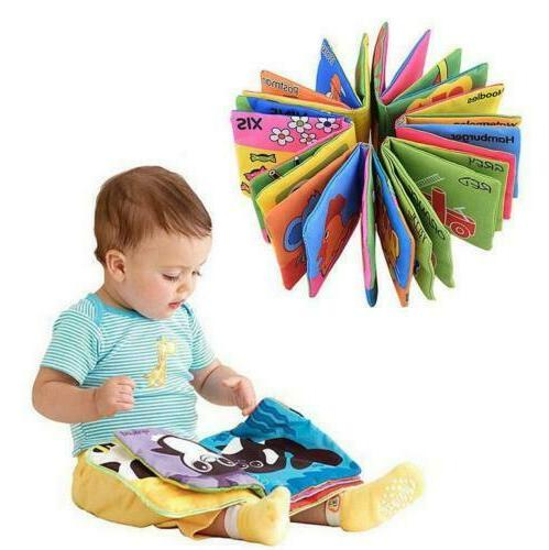 kid baby intelligence development cloth bed