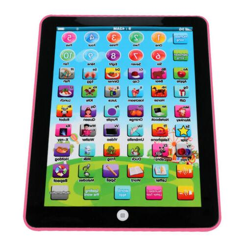 Kids TABLET PAD Educational Toys Gift For US