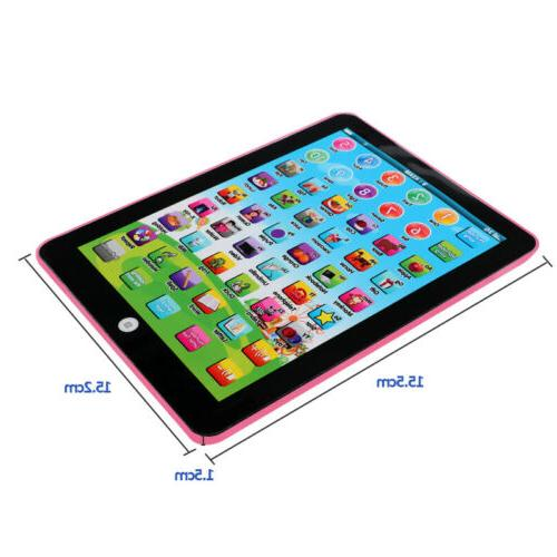 Kids TABLET PAD Educational Toys Gift For Boys US