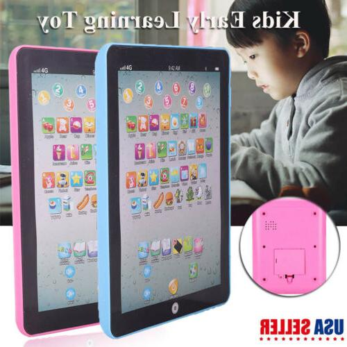 Tablet Pad Kid Children Learning Educational Toy