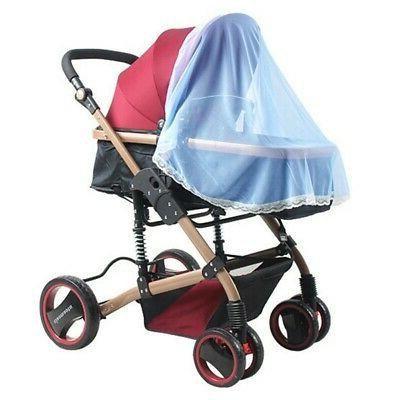 kids infant baby mesh mosquito net canopy