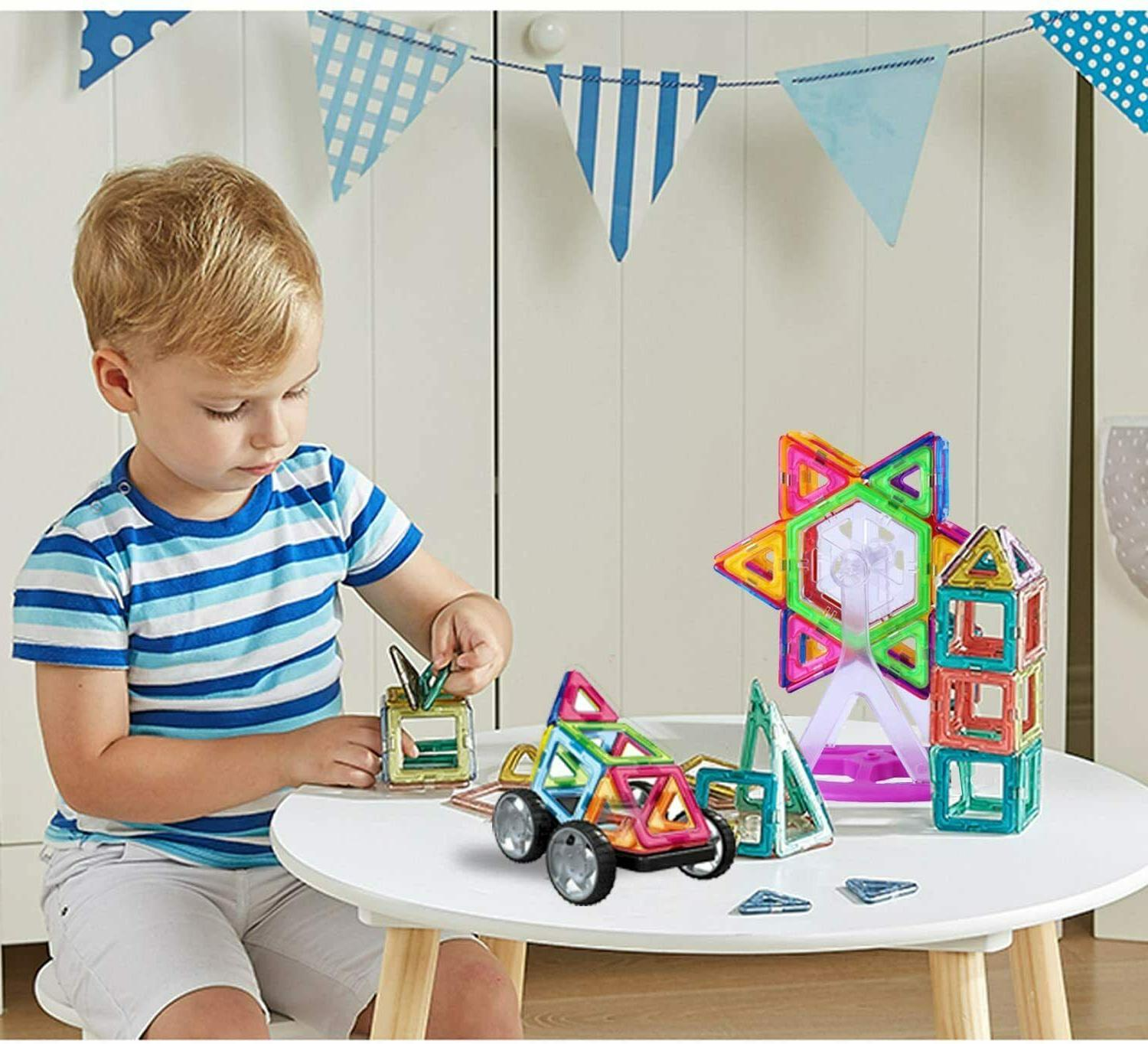 Kids Magnets Toys for 3 5 6 8 9 Boy Birthday Gifts