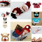 Knitted Photography Photo Costume Outfits Crochet Set For Un